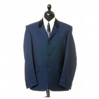 The Chesterfield Suit - Persian Blue