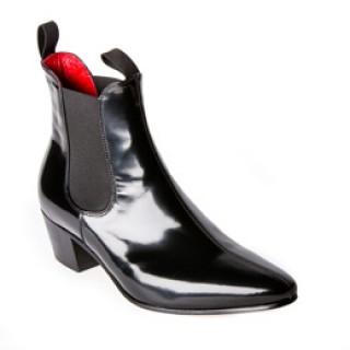Original Chelsea Boot - Black Hi Shine Leather