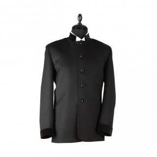 Reduced Sale Price : Gershwin Nehru Jacket - Black