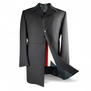 Ringo Frock Coat (Abbey Road) - Black