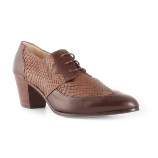 Bargain Basement : AE Amechi Shoe Brown Python