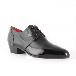 Bargain Basement : AE Luis Shoe Black/Patent