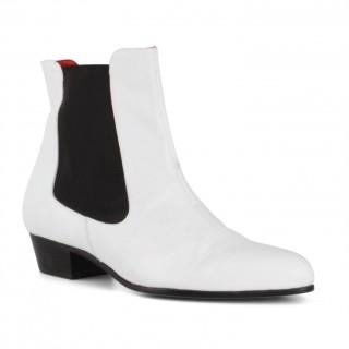Bargain Basement : AE Karl Boot White