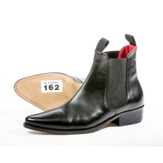 Clearance Lot 162 - Classic Boot Black Calf Size 41
