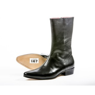 Clearance Lot 167 - Low Lennon Black Calf Size 44