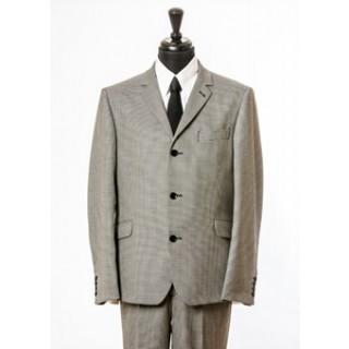 The Dogstooth Mod Jacket - Grey