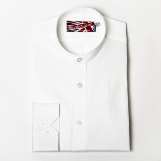 Ex Display : Nehru Collar Shirt 14.5""