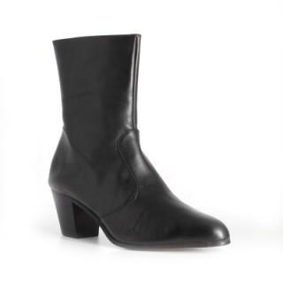 Bargain Basement: AE Lenny Boot Black Calf