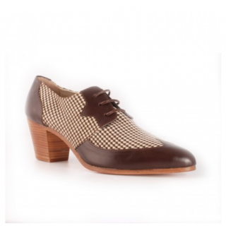 Bargain Basement : AE Amechi Shoe Brown & Scotland
