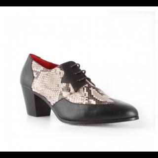 Bargain Basement : AE Amechi Shoe Black/Python
