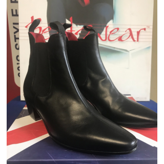 Clearance Lot 193 - Original Chelsea Boot Black Calf Size 42