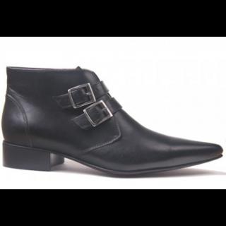 1960-WP Jonny - Black Boot