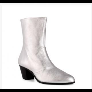 Bargain Basement: AE Lenny Boot Silver
