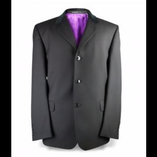 Beatwear Bargain : The Chesterfield Jacket - Black 40R