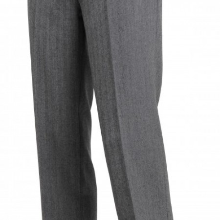 *Final Sale : The Lennon Frock Trousers - Grey Herringbone