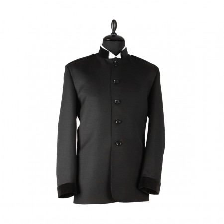 Sale : Gershwin Nehru Jacket - Black