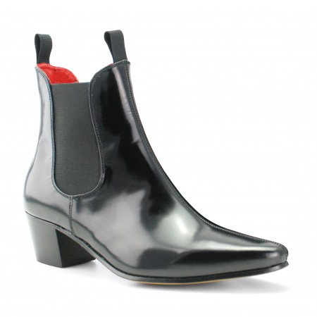 Original Chelsea Boot - Black Hi Shine Leather