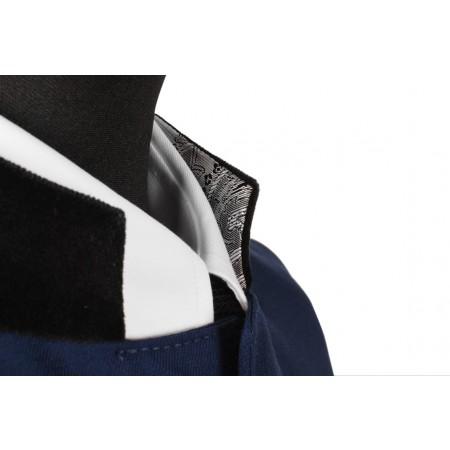 Gershwin Nehru Jacket - Persian Blue
