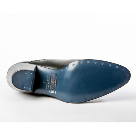 Reduced Sale Price : Ringo Boot - Black Calf Leather
