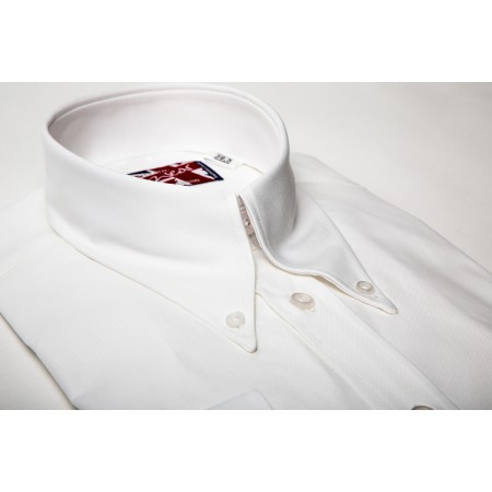 Long Pointed Button Down - Single/Double Cuff