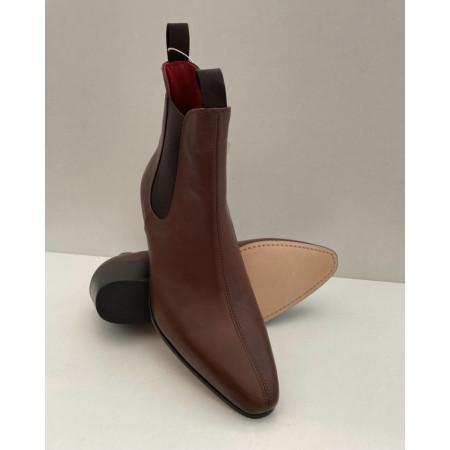 Original Chelsea Boot - Safari Brown Calf