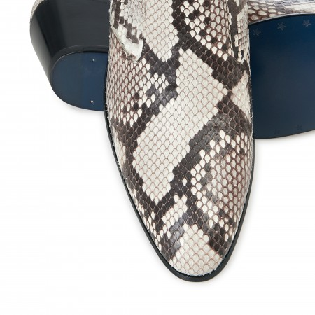 The DC5 Boot - Snakeskin
