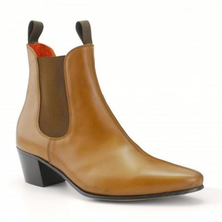 Sale : Original Chelsea Boot - Vintage Tan (old)