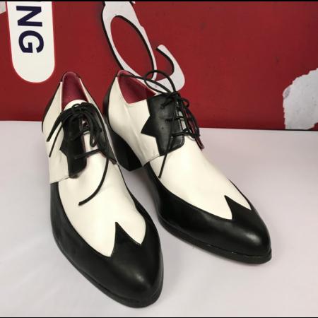 Bargain Basement : AE Amechi Shoe Black/White