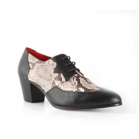 Bargain Basement : AE Amechi Shoe Black/Python