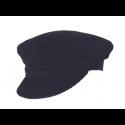 Black Mariner Cord Cap - Extra Large