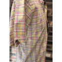60's Outlet - Ben Sherman Shirt Yellow Check Size Medium