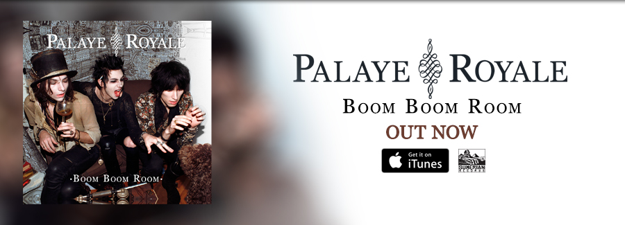 Palaye Royale Album