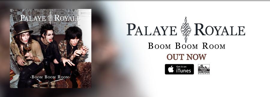 Palaye Royale Album