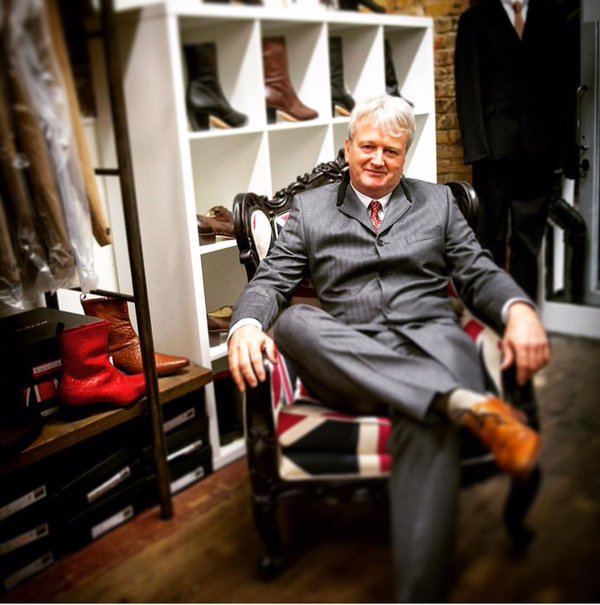 Beatwear Founder Mark Astbury