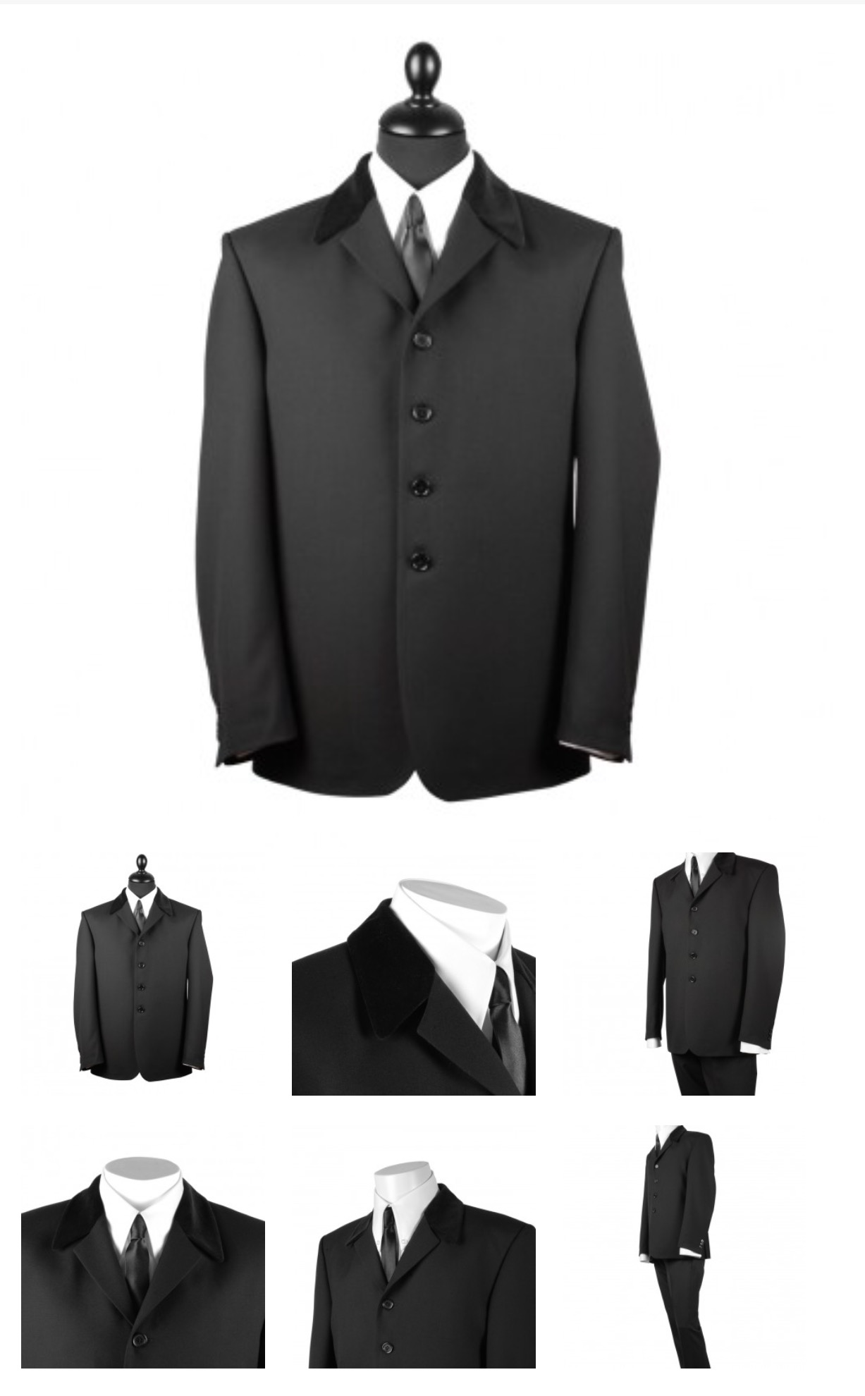 The Beatwear Sullivan Suit